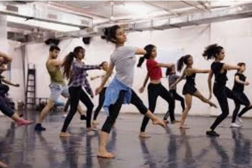 Portfolio for Dancer & Dance Trainer / Dance Teacher