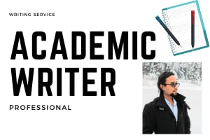 Portfolio for Academic Writer/Dissertation Helper