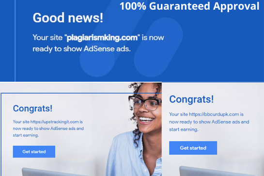 Portfolio for Will Approve Google Adsense on your Site