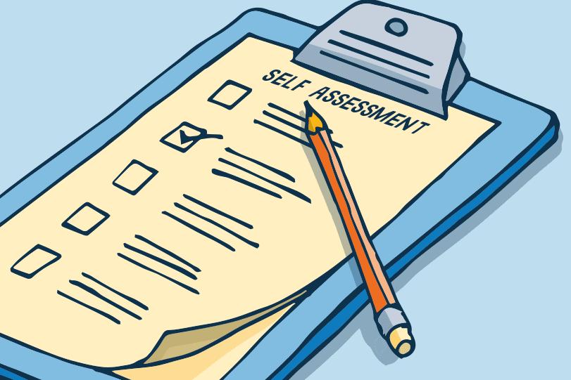 Portfolio for Self assessment tex return