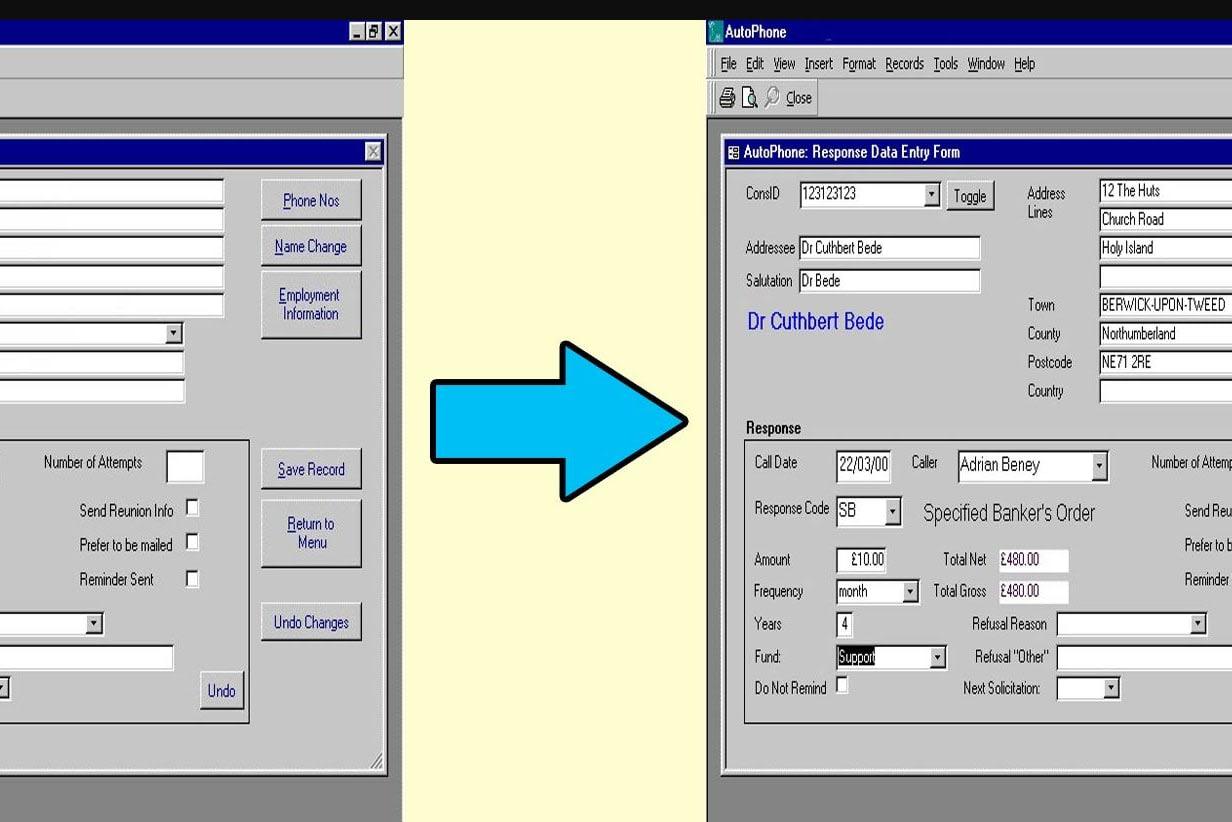 Portfolio for Online Form Filling Data Entry