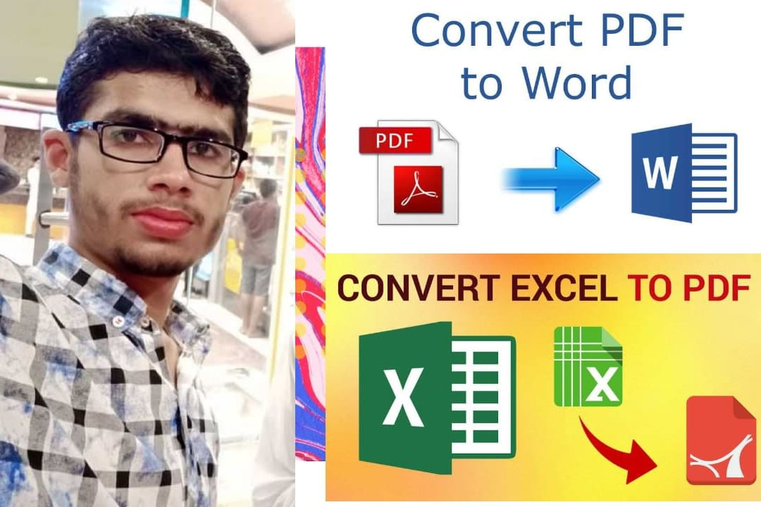 Portfolio for Convert Pdf to Word and edit