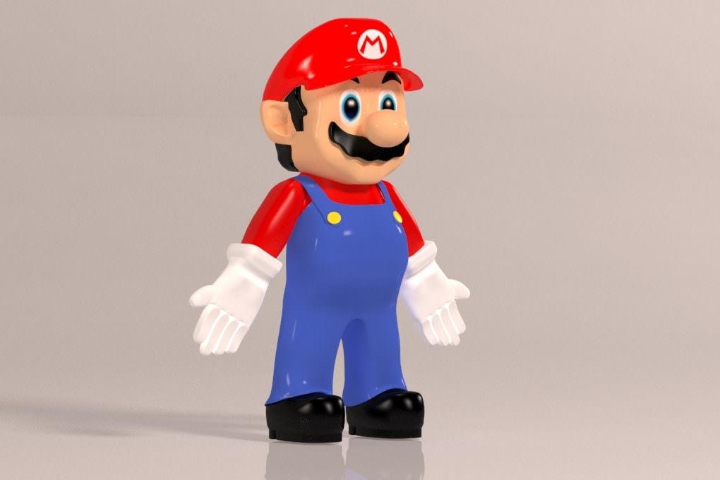 Portfolio for I will do 3d Character Modeling