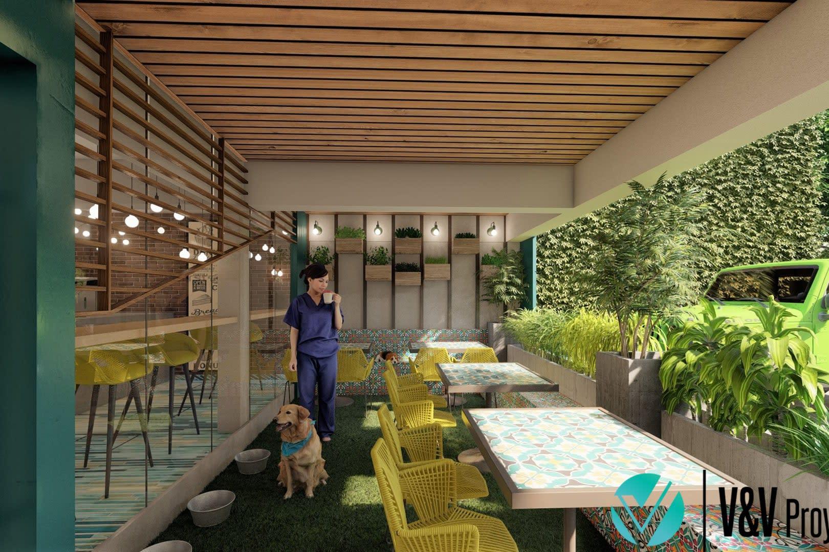 Portfolio for Architecture, interior design and 3d mod