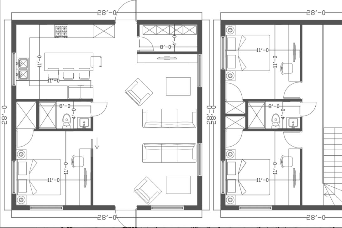 Portfolio for Floor Plan