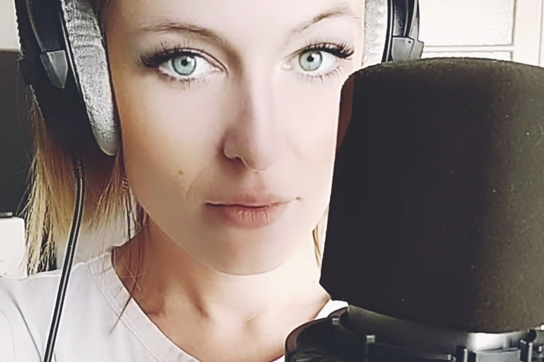 Portfolio for Record a perfect French female voiceover