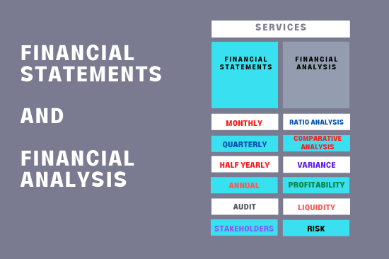 Portfolio for Financial Statements & Analysis