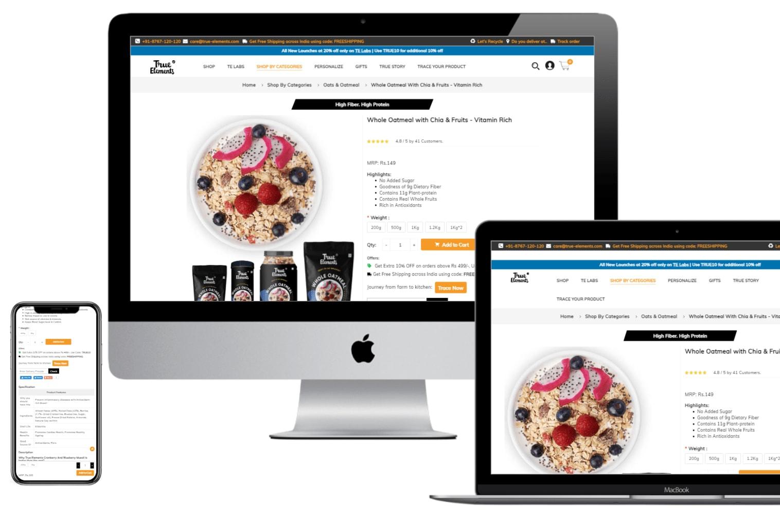 Portfolio for Digital Marketing