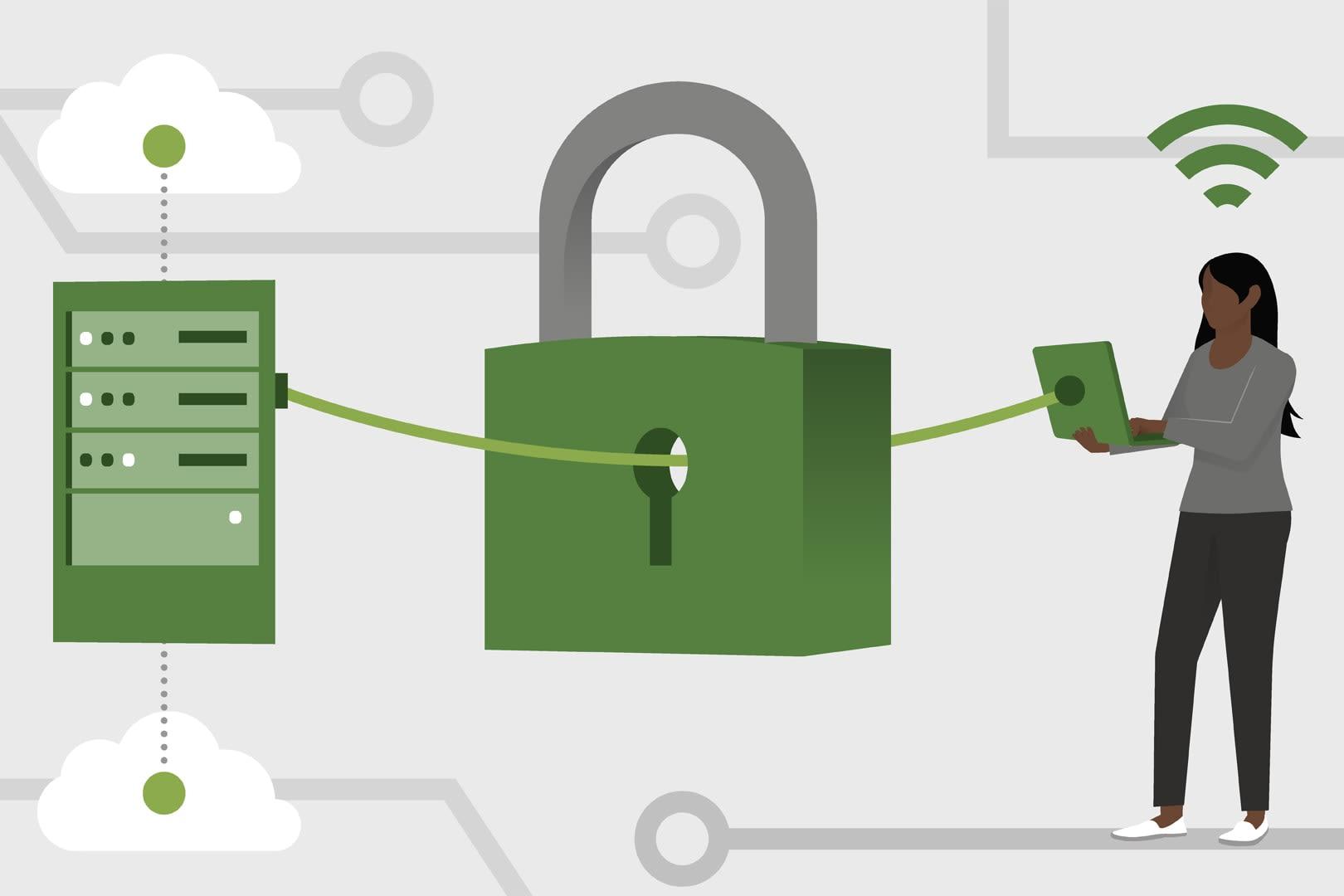 Portfolio for VPN Software Developer
