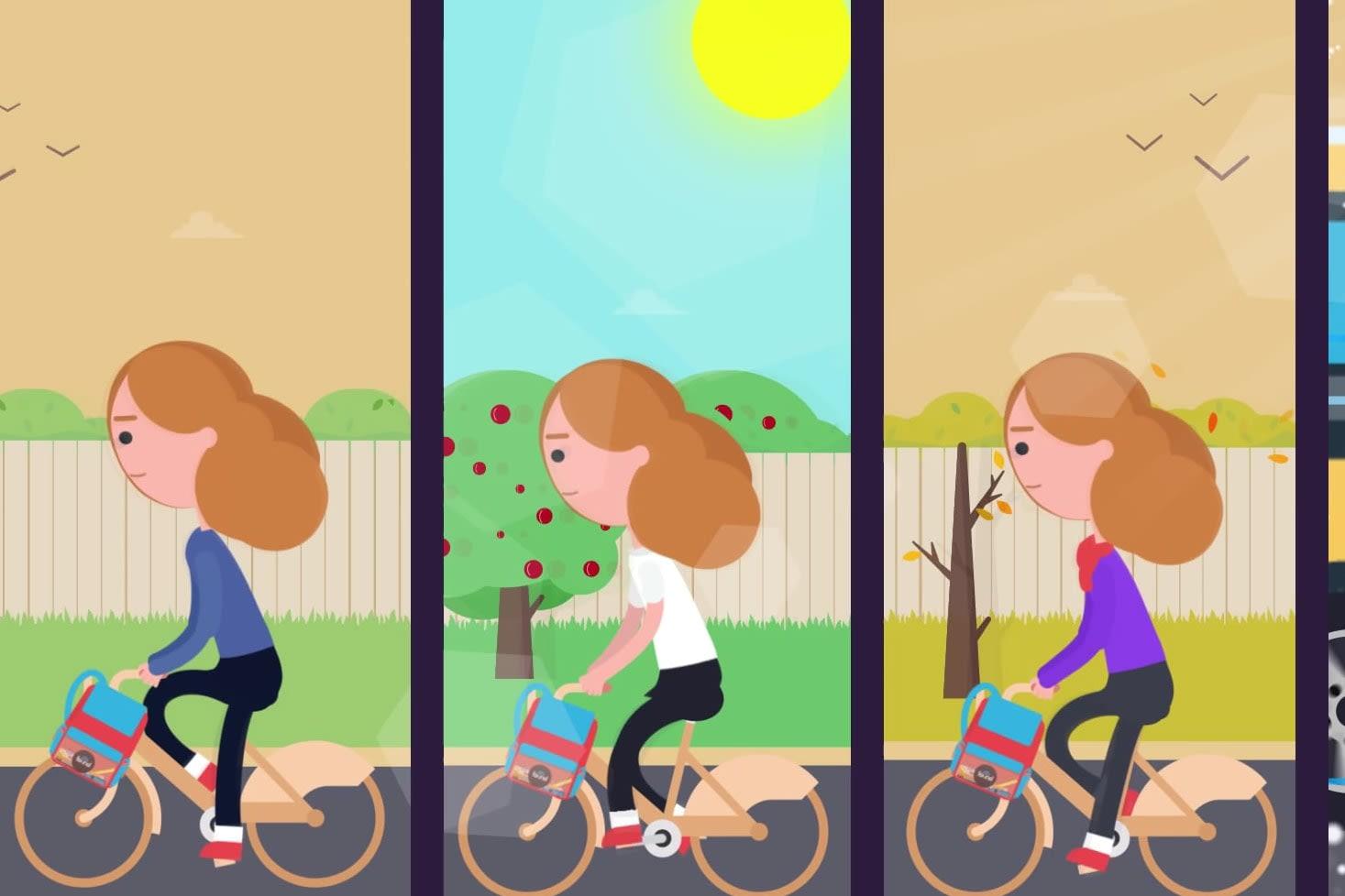Portfolio for 2D Custom Animation