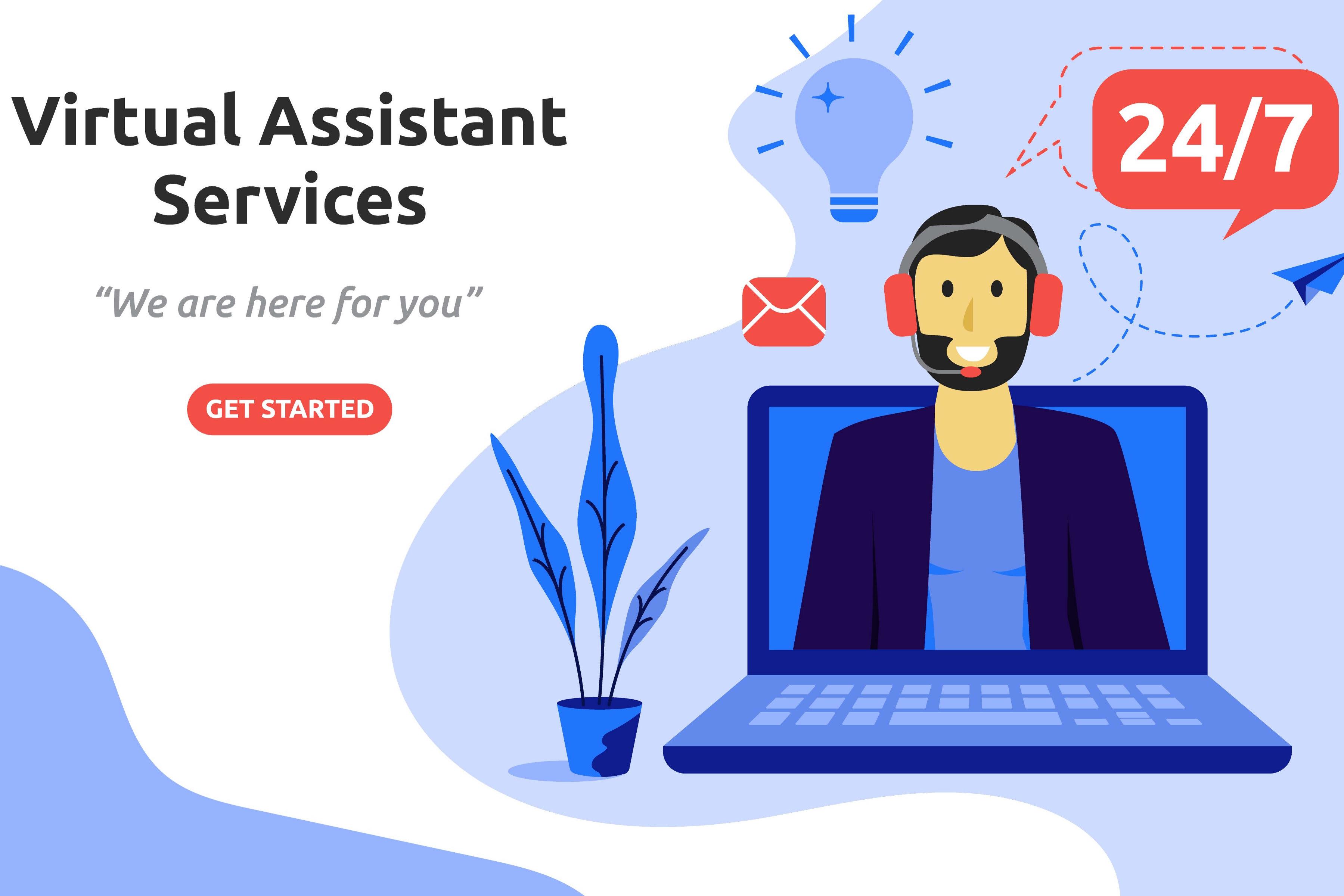 Portfolio for Back-office, Virtual Assistance Work
