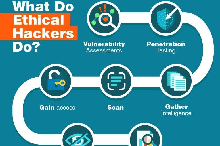 Portfolio for Ethical hacking, VAPT and penetration