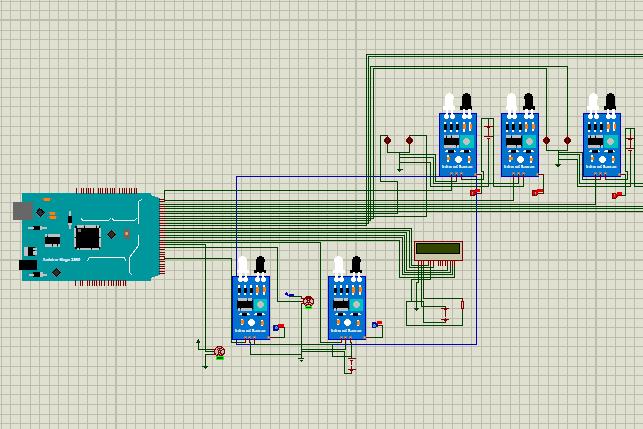 Portfolio for circuit design in proteus, and multisim