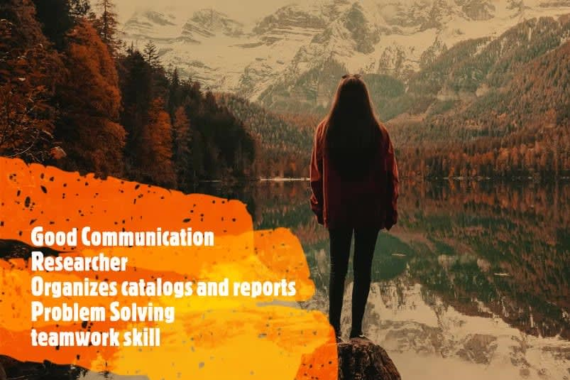 Portfolio for Good communication skills, Teamwork