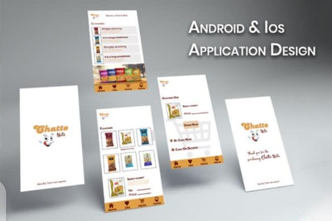 Portfolio for Trendy Website And App Interface Design