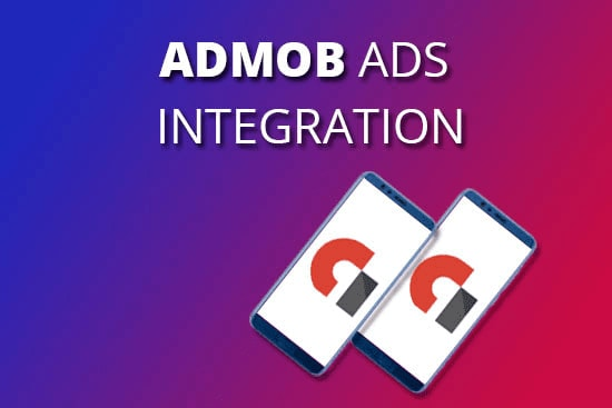 Portfolio for I will integrate admob ads and facebook