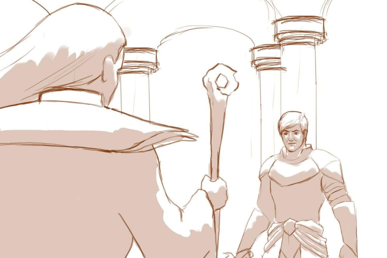 Portfolio for Storyboarding for Comic/Manga