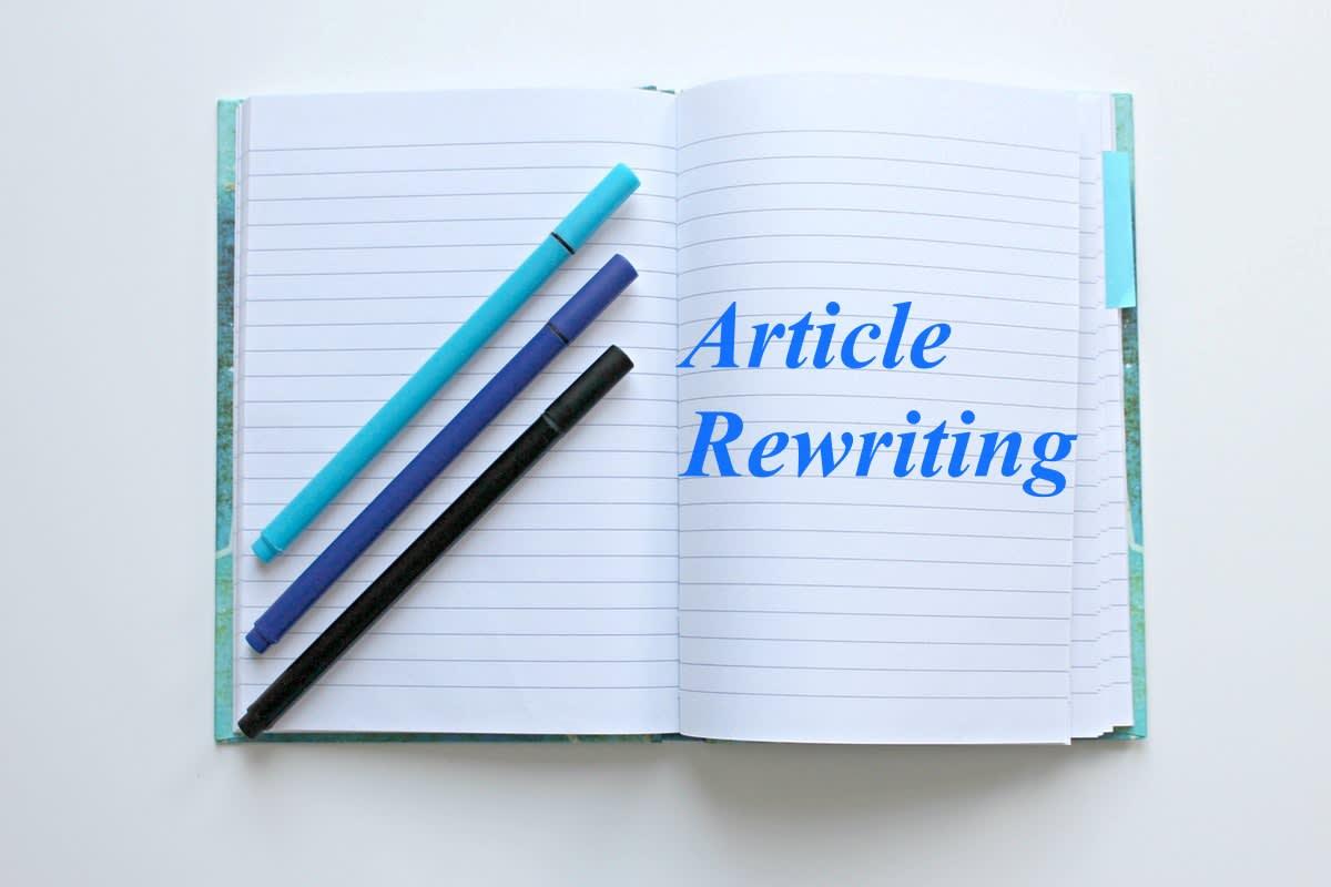 Portfolio for Article Rewriting, Translation