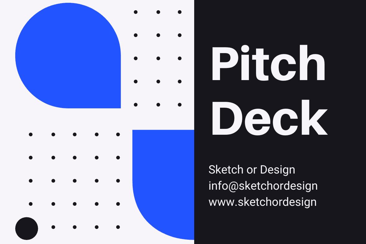 Portfolio for Elevator Pitch | Pitch Deck