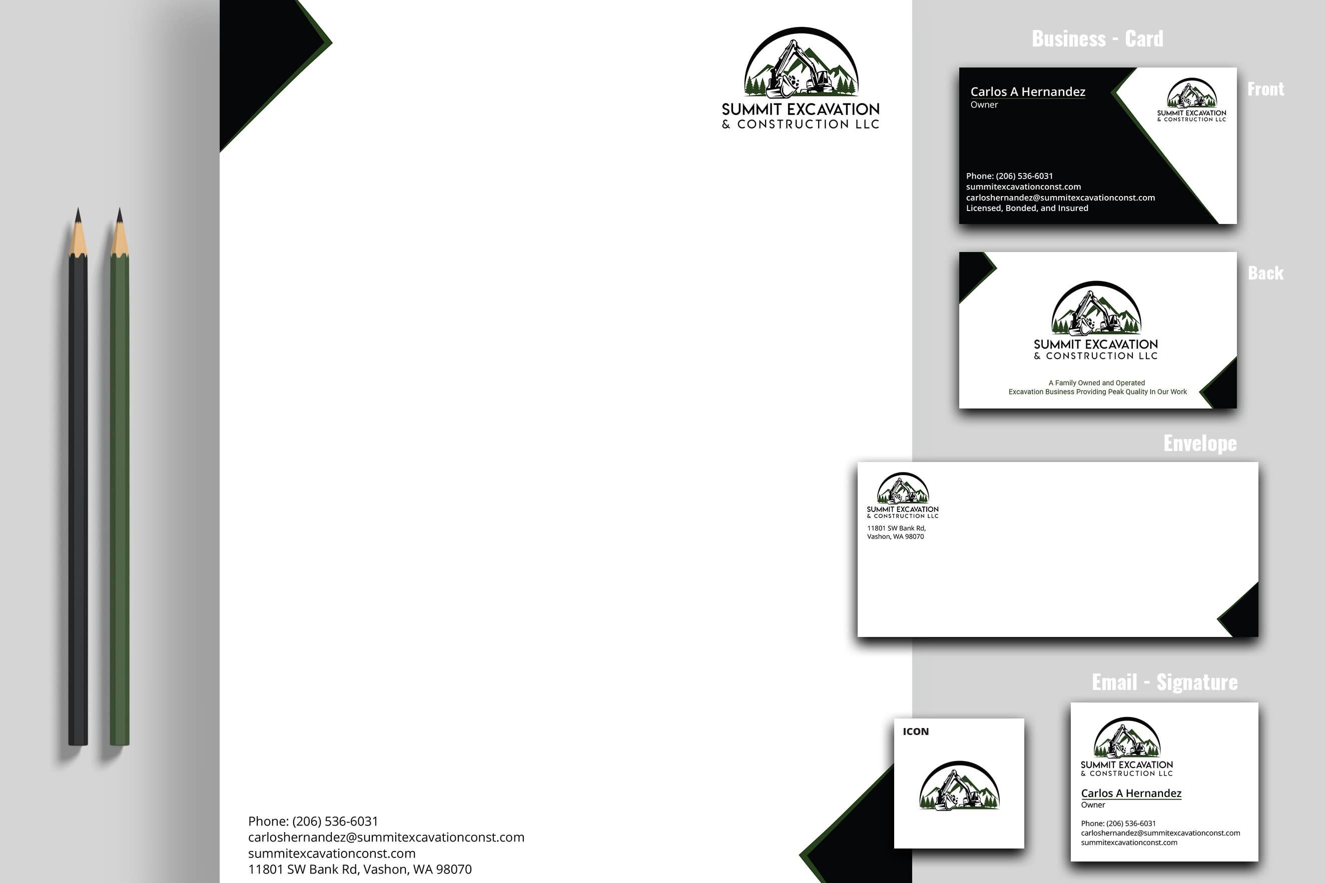 Portfolio for Amazing Modern Business card design