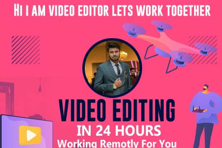 Portfolio for Video Editor And Voice over artist