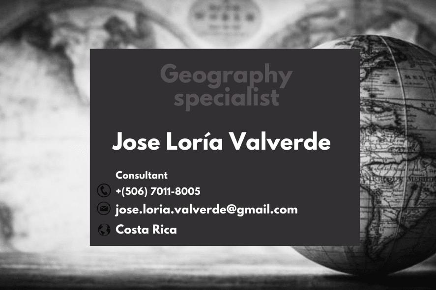 Portfolio for GIS & Cartographic Services