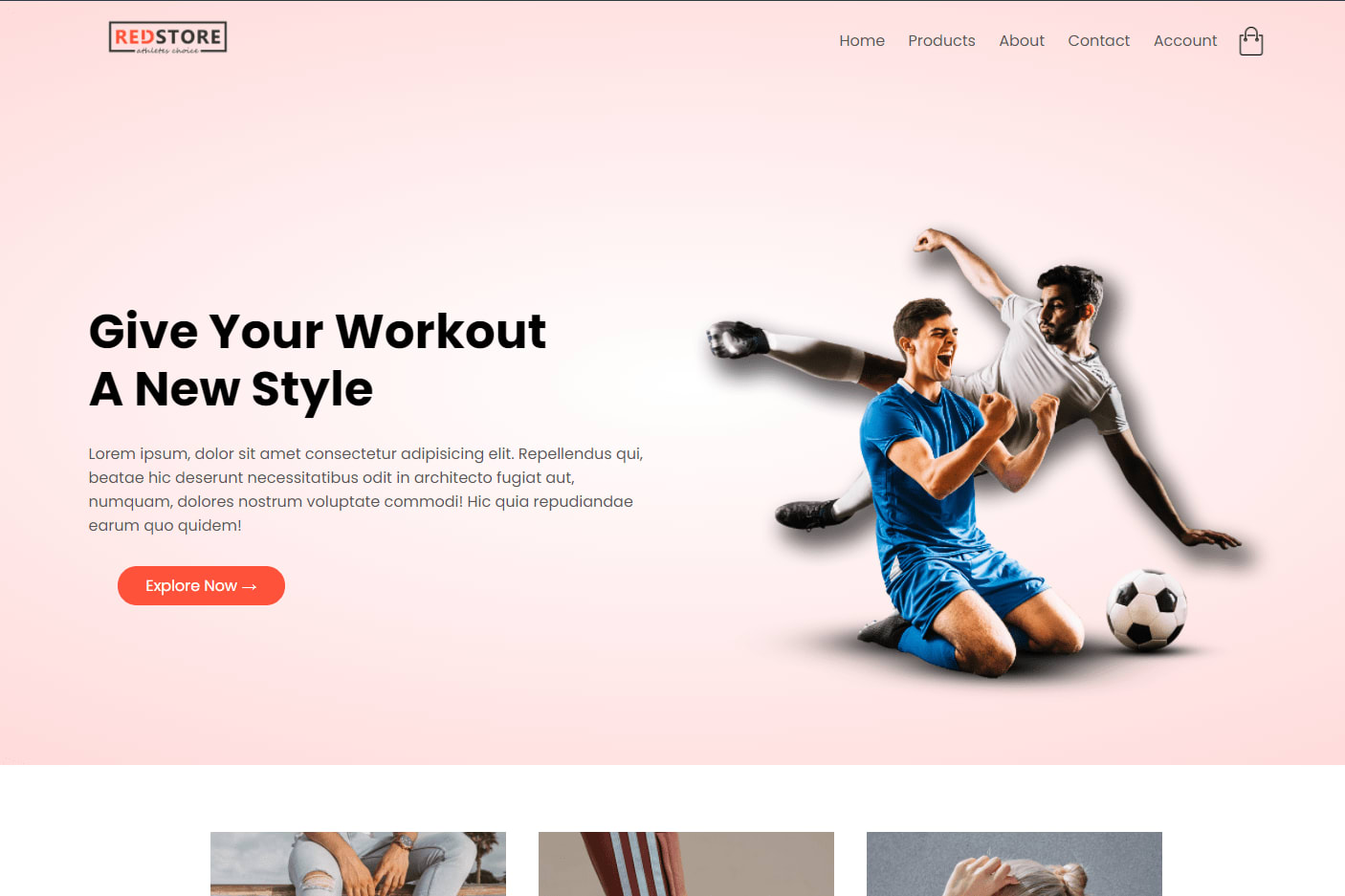 Portfolio for will convert PSD to responsive HTML CSS
