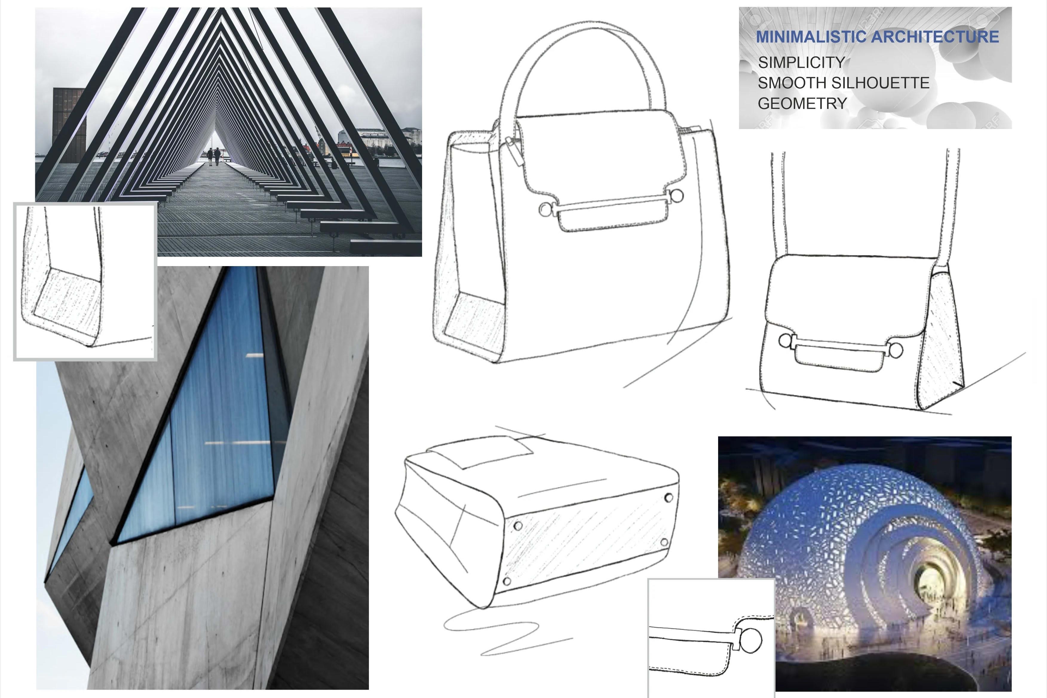 Portfolio for Bag Design | Office |Casual