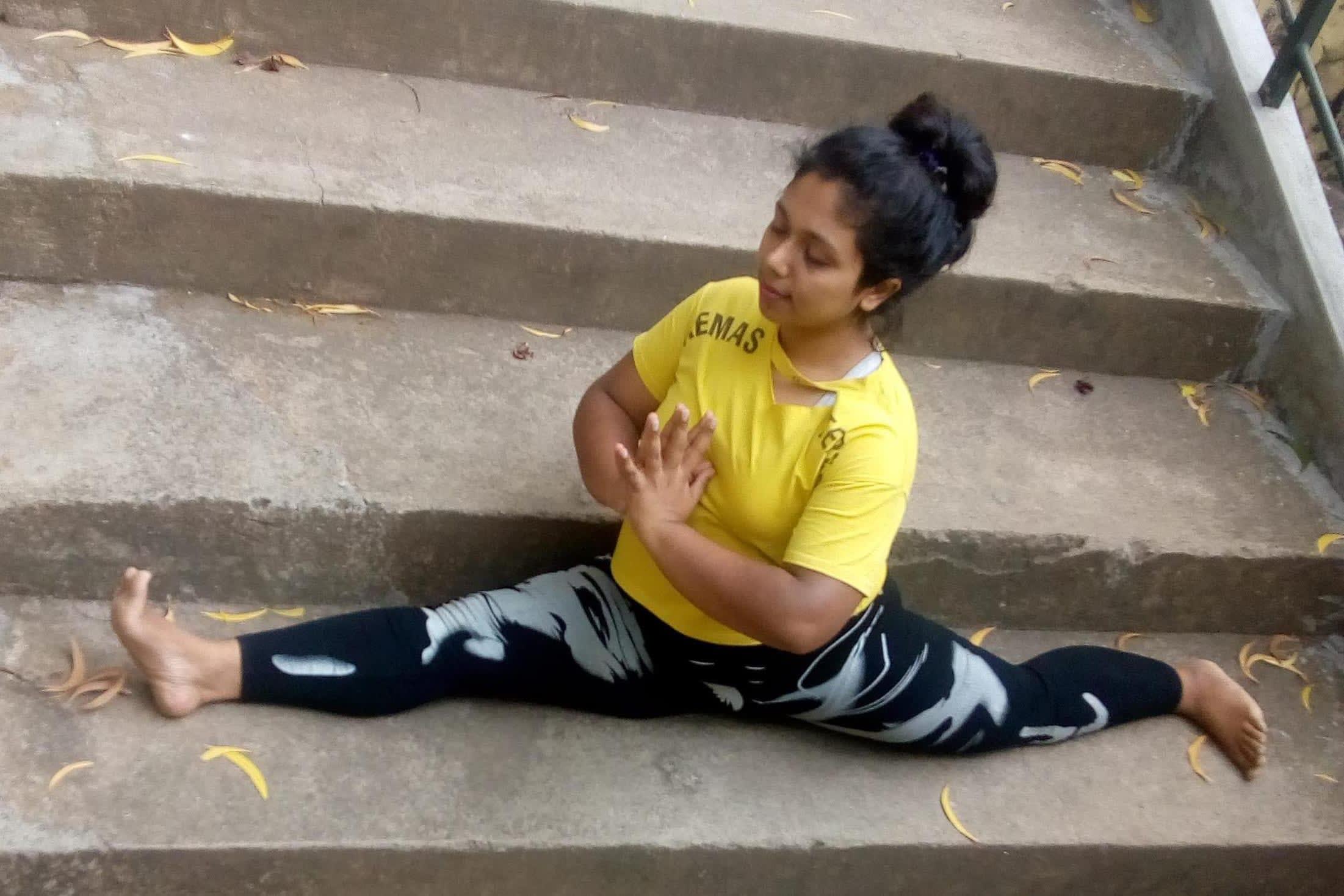 Portfolio for Yoga Therapist / Yoga Instructor