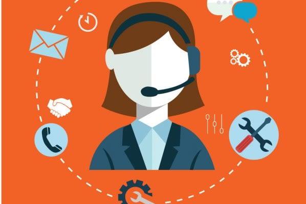 Portfolio for Customer service representative