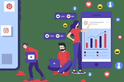 Portfolio for Social Media Marketing & Advertising