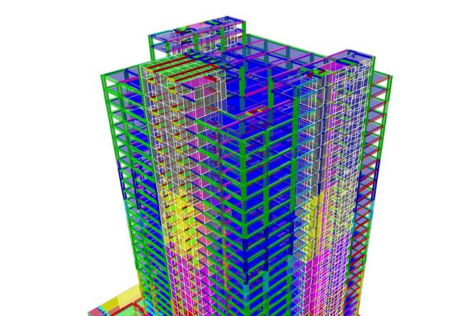 Portfolio for Structural Engineer RCC/precast design