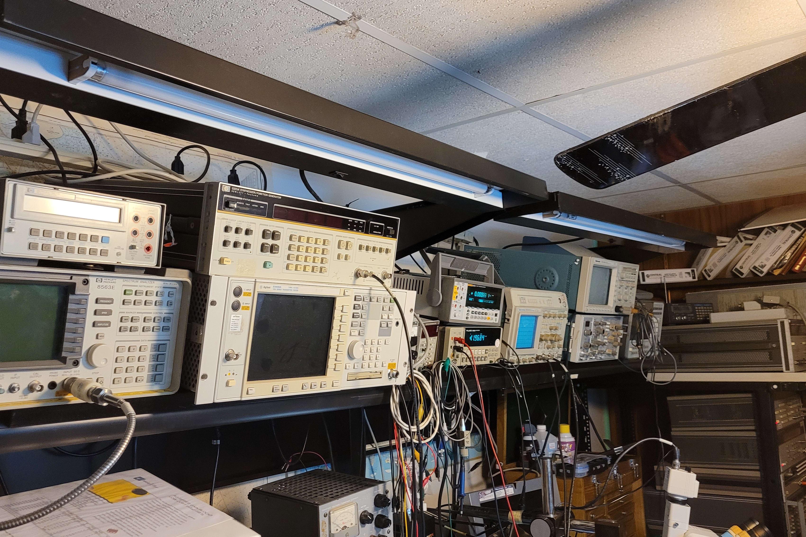 Portfolio for Analog, Digital, and Optical Engineering