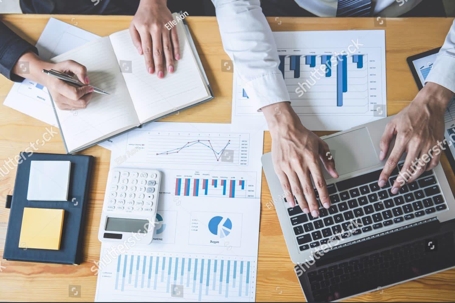 Portfolio for Accounting/Bookkeeping/Financial Advisor