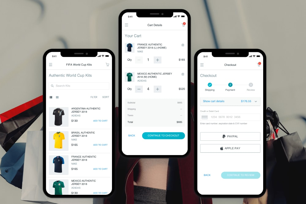 Portfolio for iOS || Android || Flutter Developer