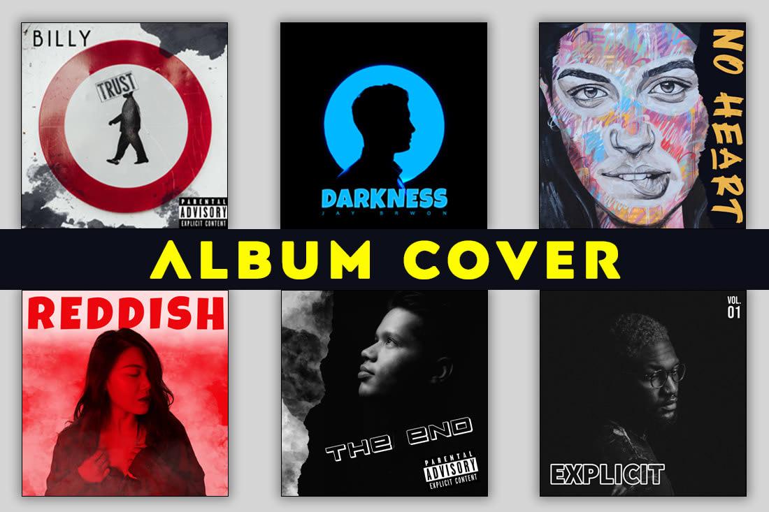 Portfolio for Album, Single, Ep Cover Art