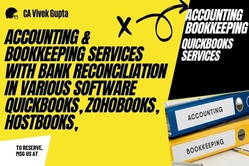 Portfolio for Bookkeeping, Accounting, Tax Law & Excel