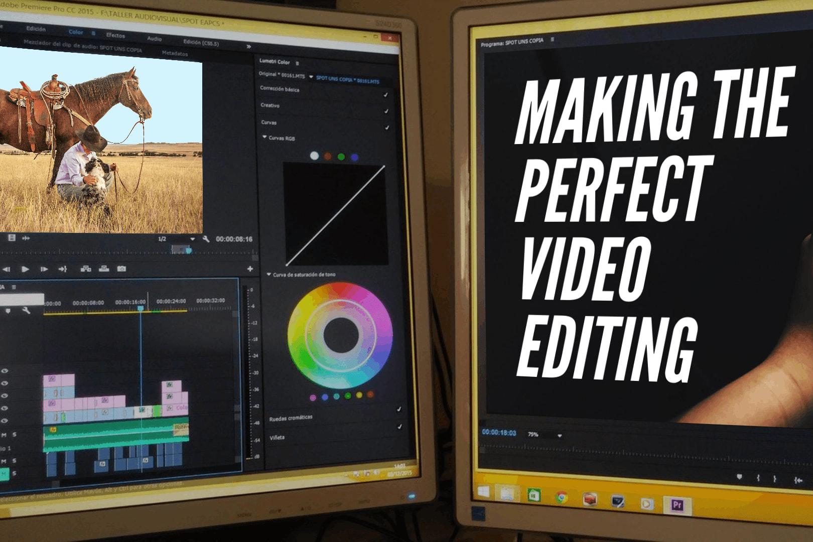 Portfolio for i will professional video editing