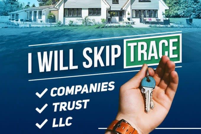 Portfolio for Real Estate Skip Tracing