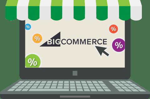 Portfolio for Big Commerce / Bigcommerce Development