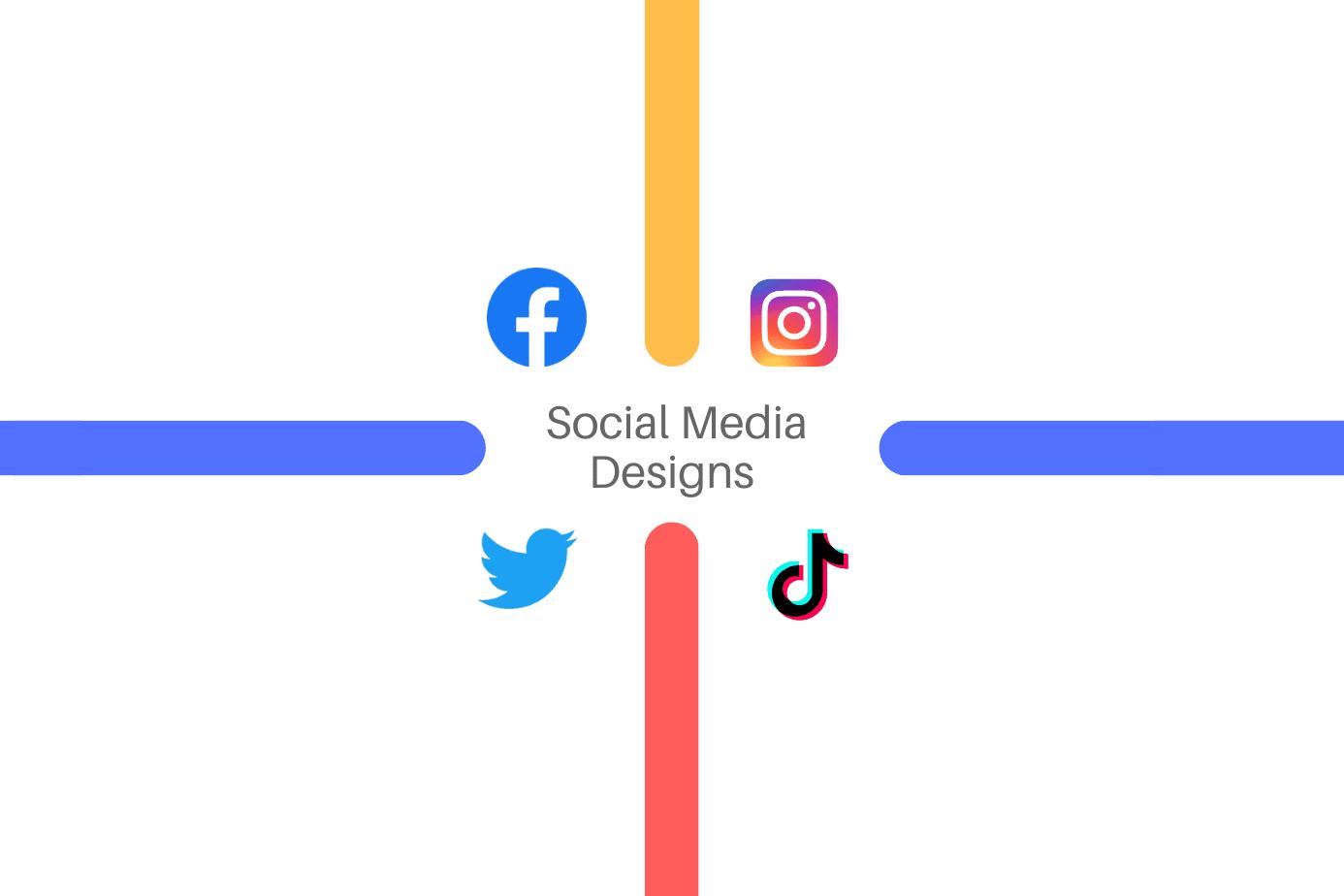 Portfolio for Designing Social Media Stories & Posts