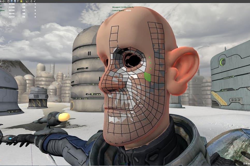 Portfolio for 3D Character Modeling / Maya Autodesk