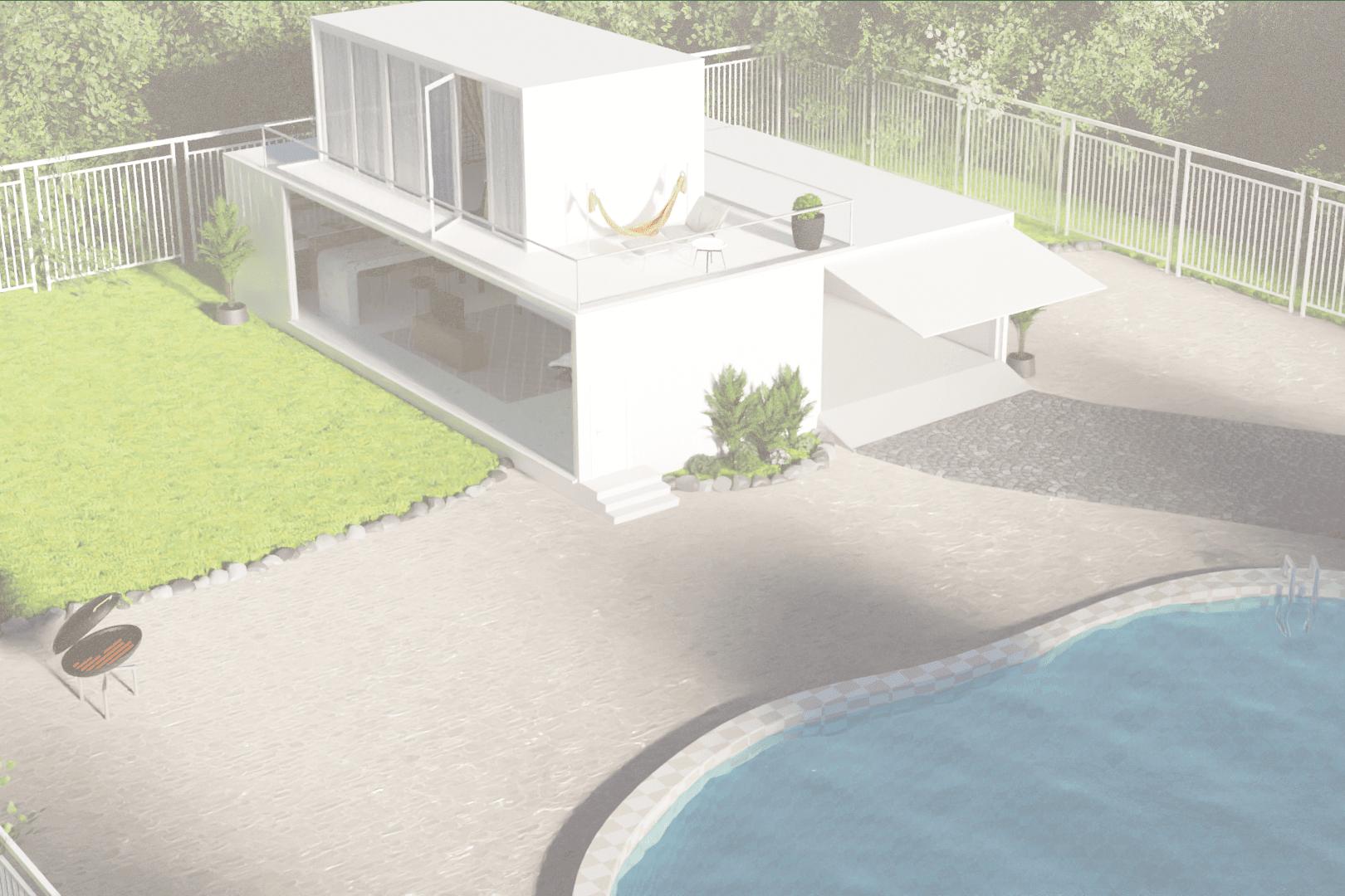 Portfolio for 3D interior and exterior design