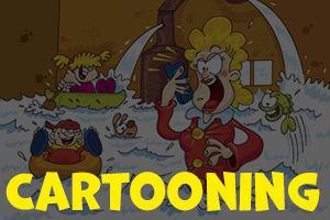 Portfolio for Cartooning