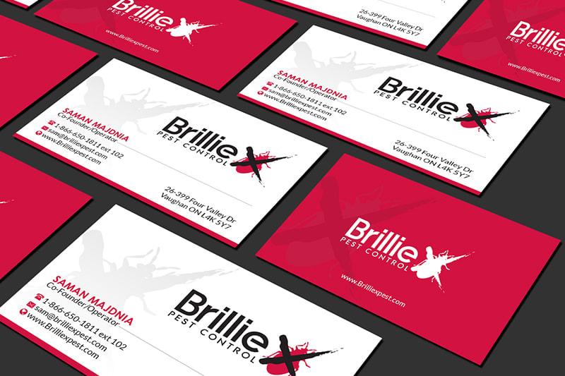 Portfolio for Amazing Business Card  Design