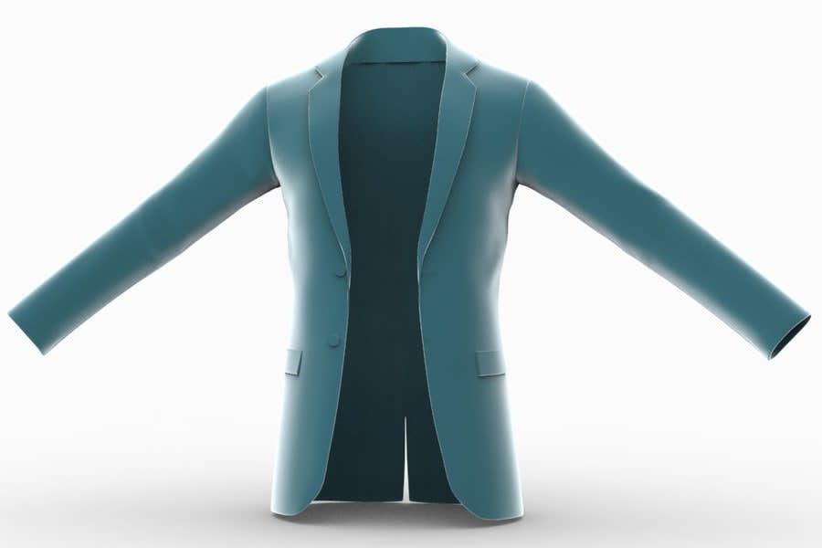 Portfolio for 3D Clothes Modeling
