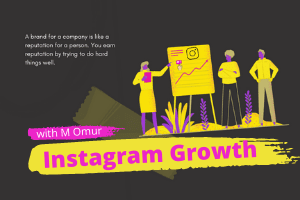 Portfolio for Instagram growth