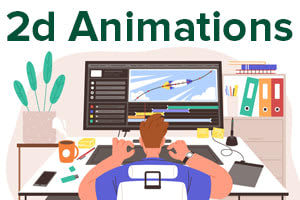 Portfolio for 2d Animation   Explainer Video