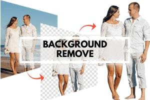 Portfolio for Background Remove