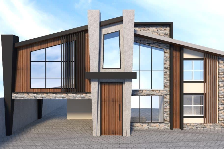 Portfolio for Bachelor of Architecture - Design